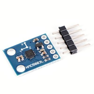 Senzor magnetometru 3 axe HMC5883L