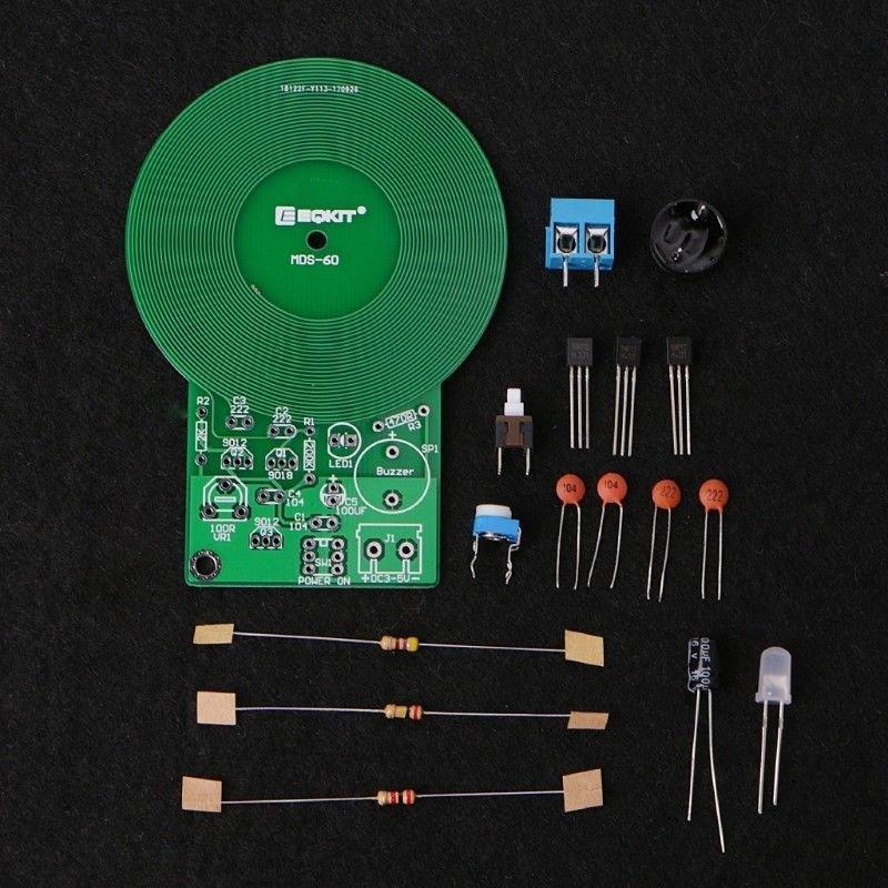 Kit Metal detector 60mm