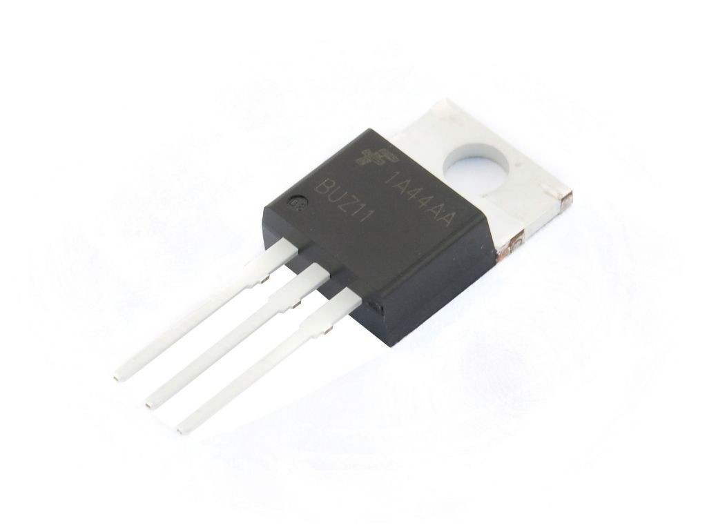 Mosfet N BUZ11 TO-220