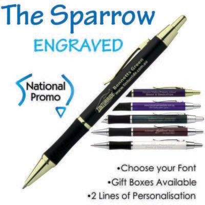 The Sparrow Pen
