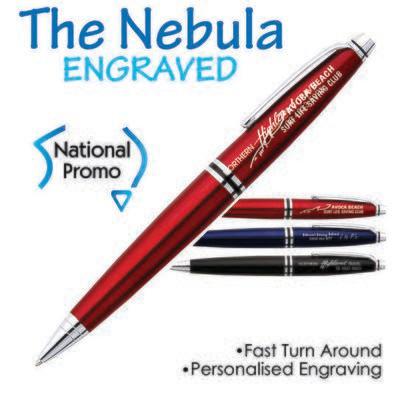 The Nebula Pen