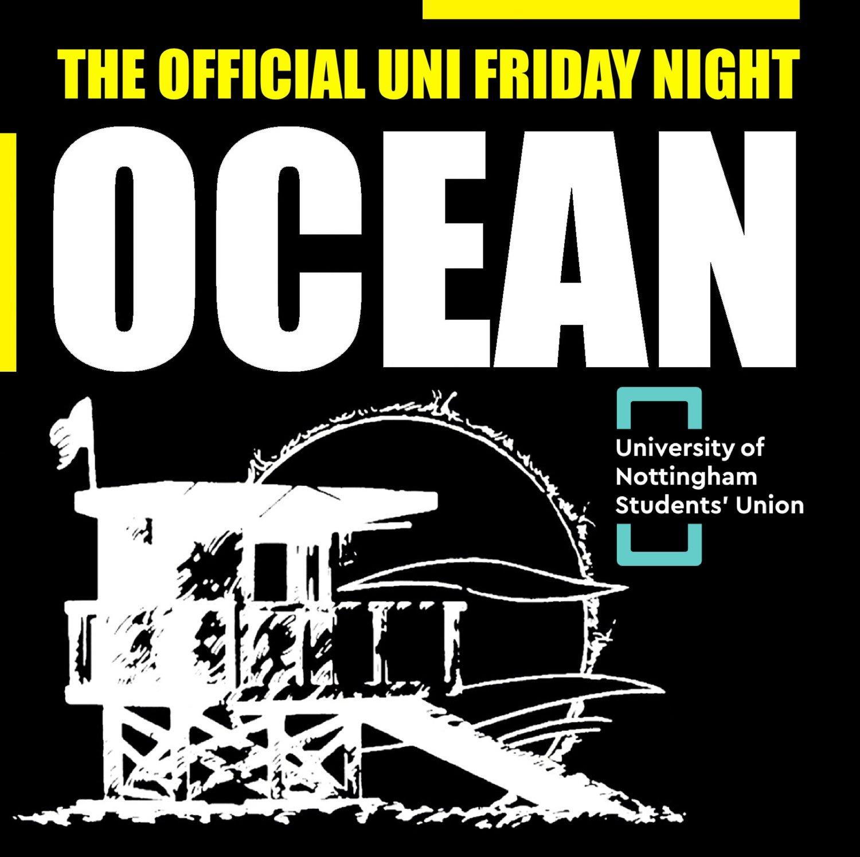 FREE OCEAN FRIDAY 11th October 2019