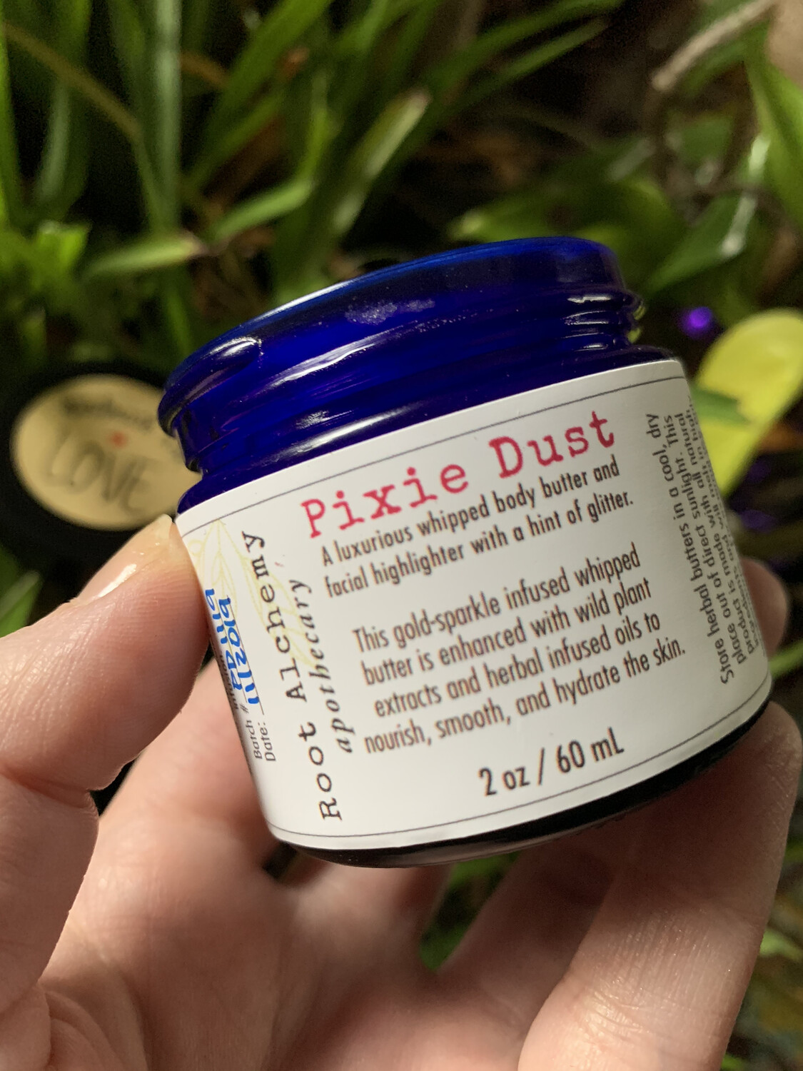 Pixie Dust: A Mica Infused Highlighter & Body Butter