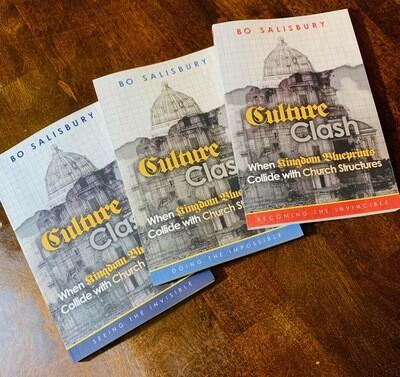 Culture Clash Series (all 3 books)