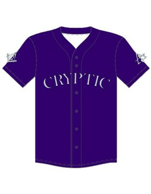 Cryptic Council Baseball Jersey