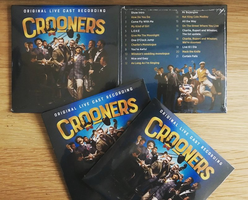 Crooners - Original Live Cast Recording