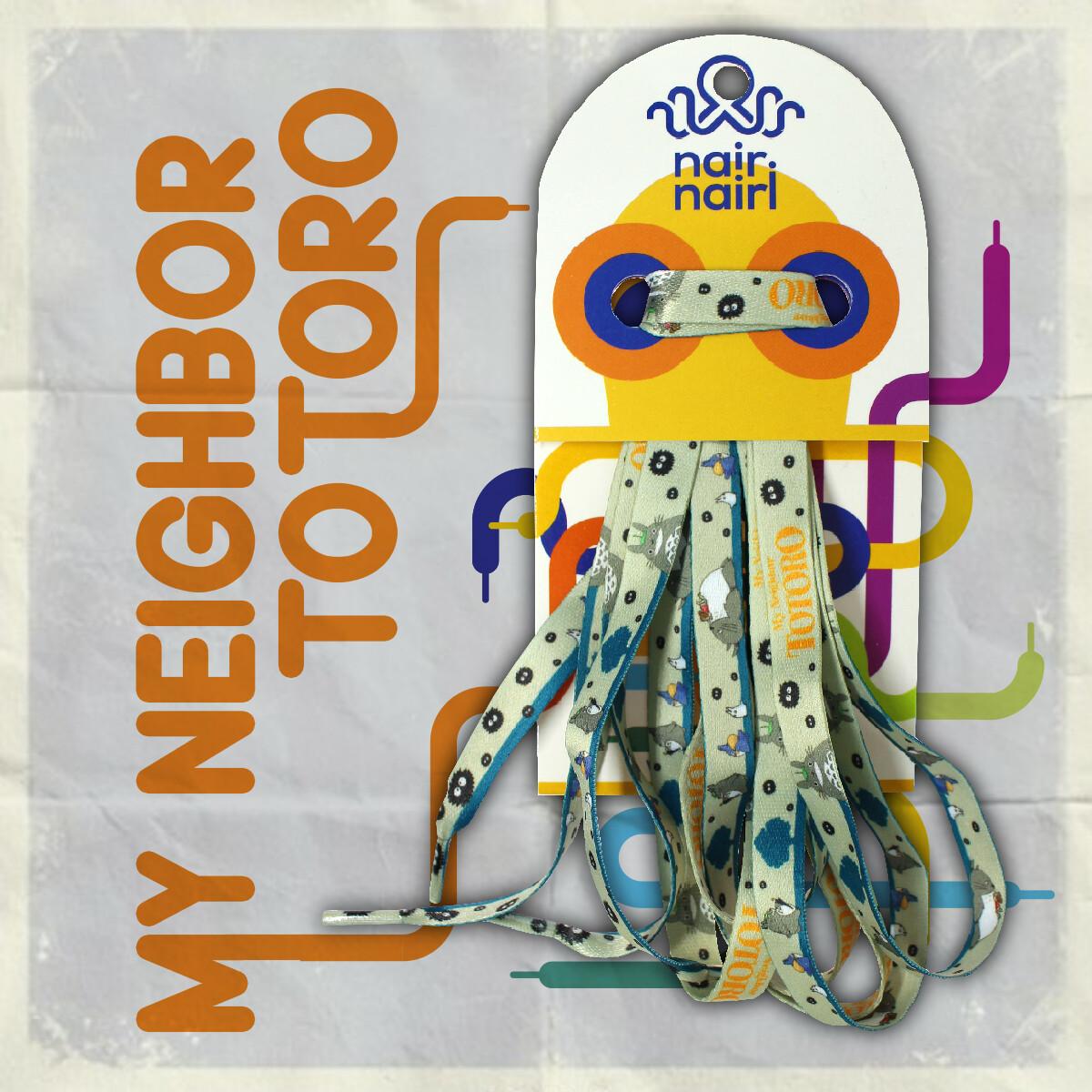 My Neighbour Totoro-ს თასმები