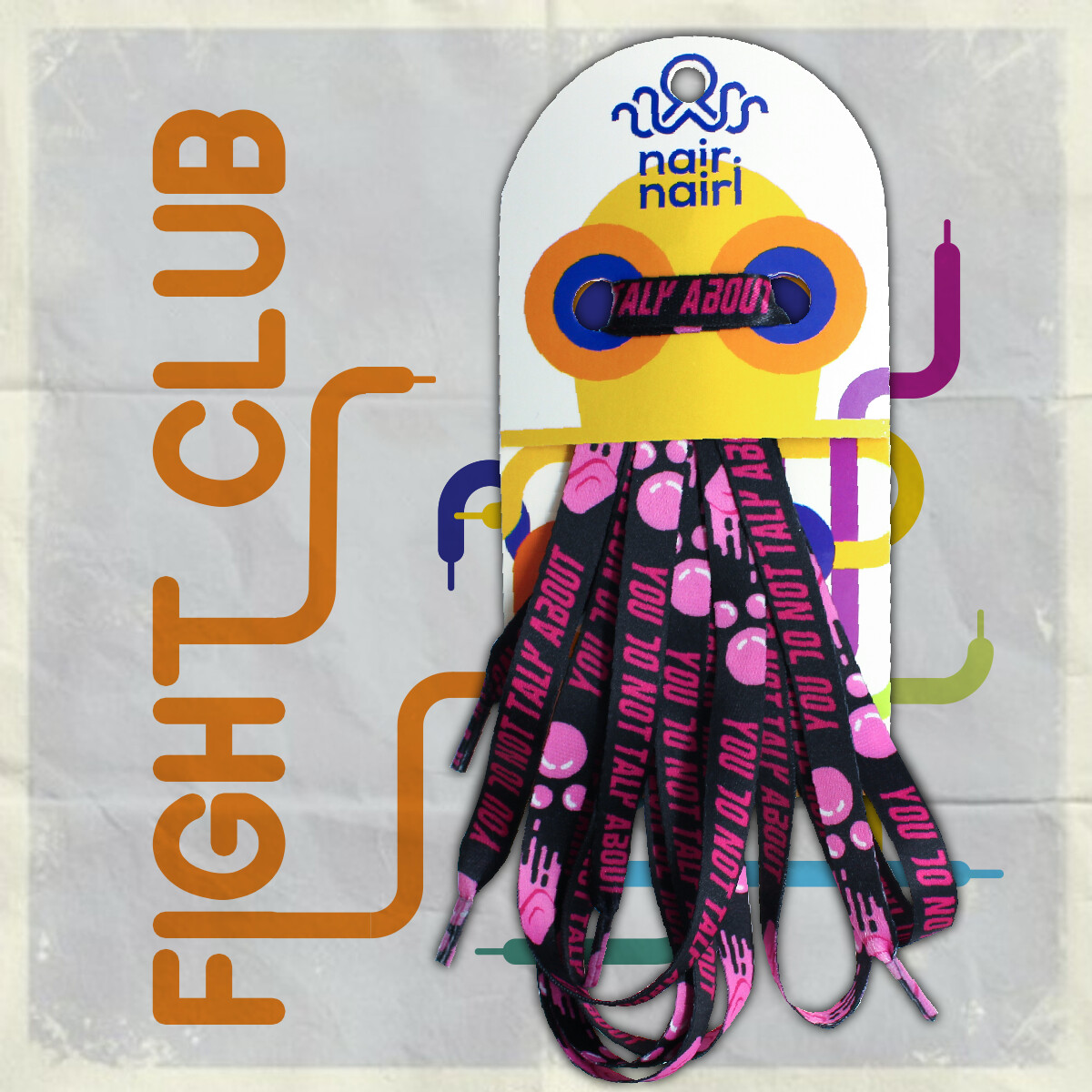 Fight Club-ის თასმა vol.2