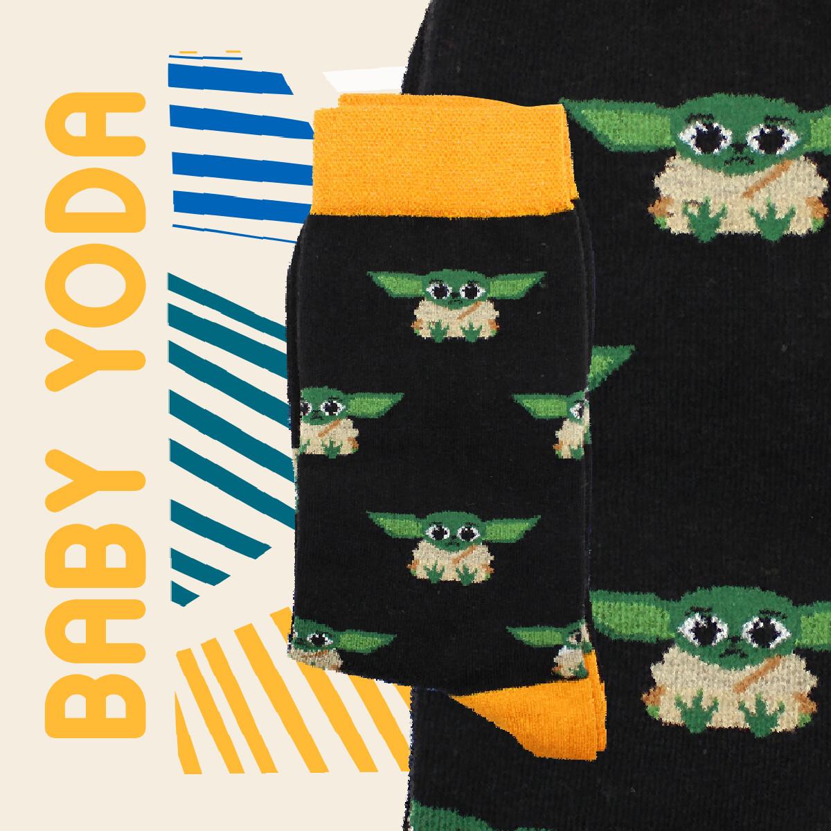Baby Yoda-ს წინდები