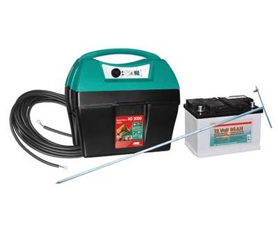 Starterset Mobil Power AD 3000 digital (12 V)