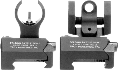 Troy Battle Sight Micro Front & Rear