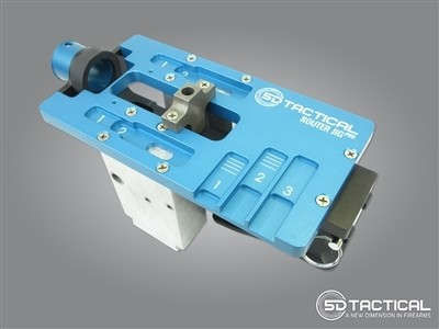 AR-308 / AR-10 Router Jig Pro - Universal 80% Lower Receiver Jig