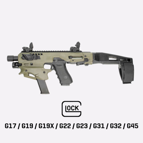 Sale!!! Micro Conversion Kit (Glock 17/ 19/ 19X/ 22/ 23/ 31/ 32/ 45)