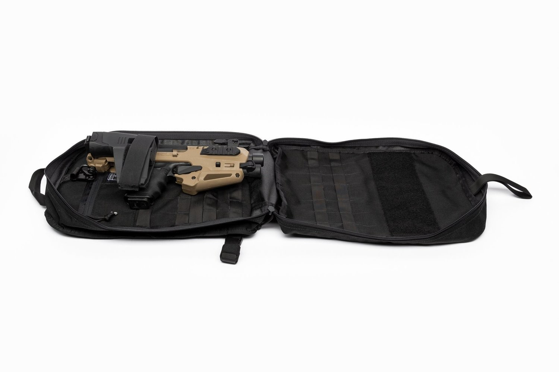 Micro RONI® Stabilizer w/ Ballistic Sling Bag