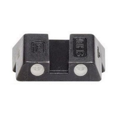 Glock Rear Night Sight - 6.1mm Slim