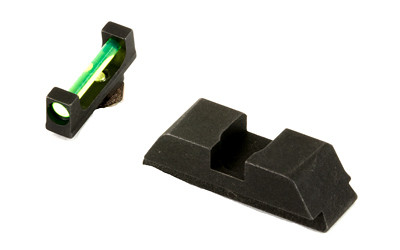 AmeriGlo Sights for Glock Low FO GRN/BLK Front Black Rear