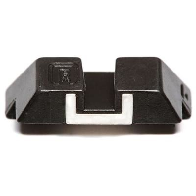 GLOCK STEEL REAR SIGHT, 6.5MM