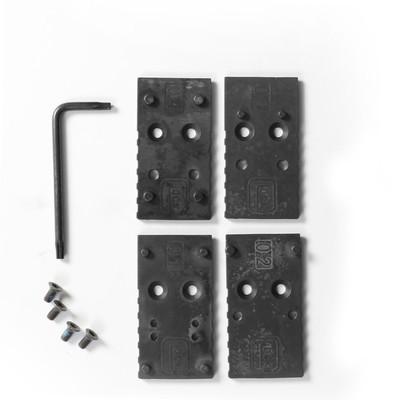 GLOCK MOS Adapter Set 01; 9mm, .40, & .45