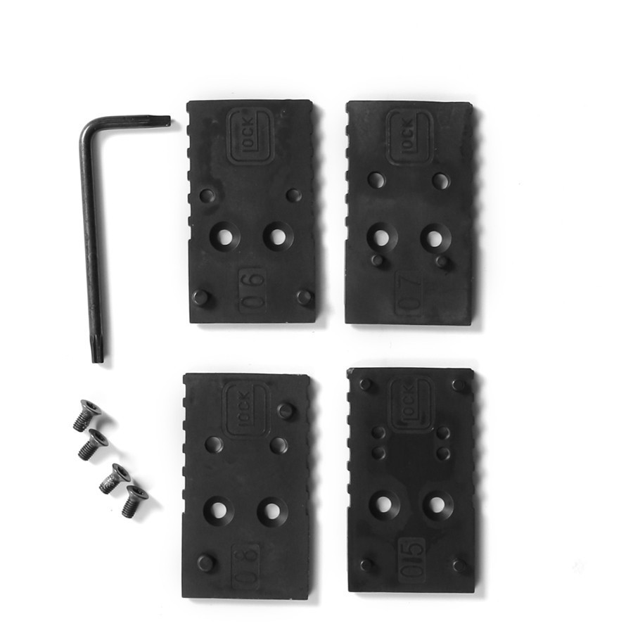 GLOCK MOS Adapter Set 02; 10mm
