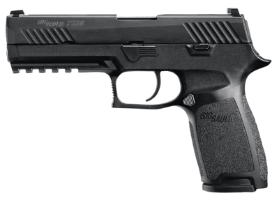 80% Sig Sauer - P320 Full Size 9mm Luger Double 4.7