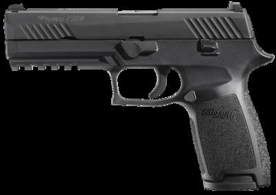 80% Sig Sauer - P320 Full Size Double 45 Automatic Colt Pistol (ACP) 4.7
