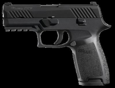 80% Sig Sauer - P320 Carry 9mm Luger 3.9