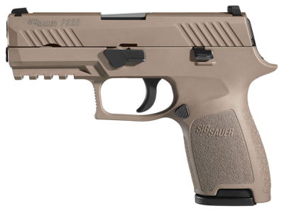 80% Sig Sauer - P320 Compact Double - 357 Sig 3.9