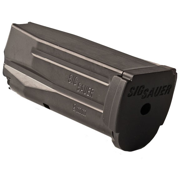 Subcompact 12-Round 9mm Magazine For Sig Sauer P320 or P250