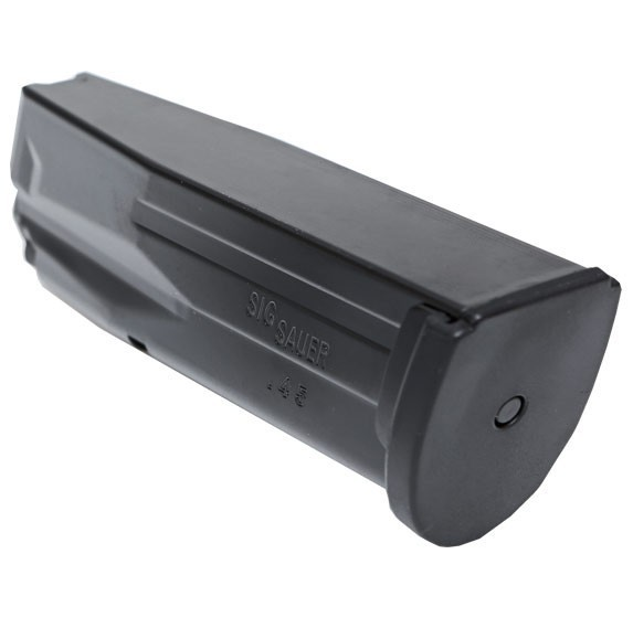 Compact 9-Round .45ACP Magazine For Sig Sauer P320 or P250
