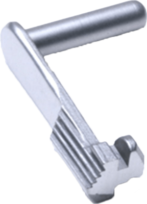 Slide Stop For 1911 45ACP - Stainless - Wilson