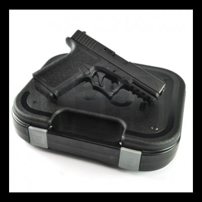 Glock G20 - 80% Pistol Build Kit - 10mm - Polymer80 - PF45 - Black