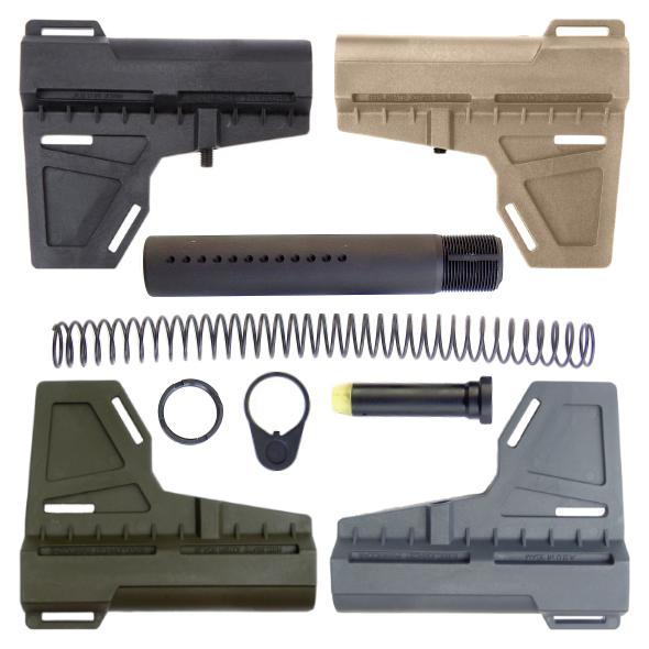 AR-15 KAK Shockwave Blade Pistol Tube Kit