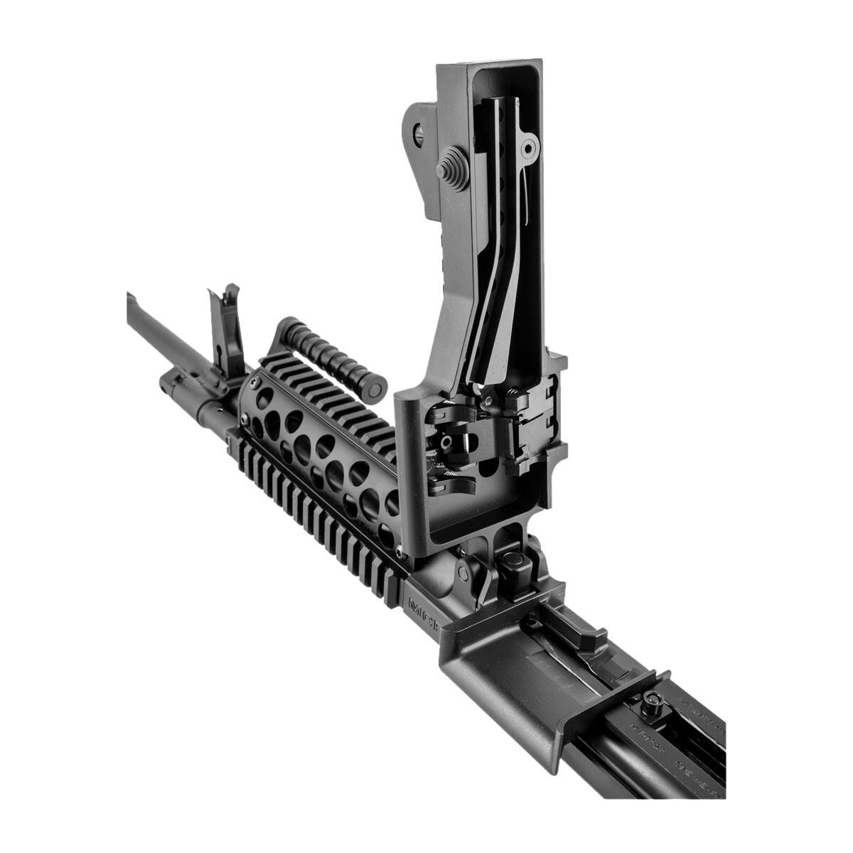 Fightlite Industries - MCR-060 Belt-FED 5.56 Upper Receiver Full Auto