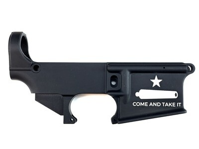 AR-15 80% Gonzales Flag