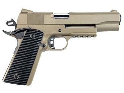 1911 Tactical 80% Builders Kit FDE - Choose Your Caliber