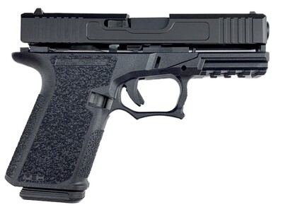 Patriot G19 80% Pistol Build Kit 9mm - Black