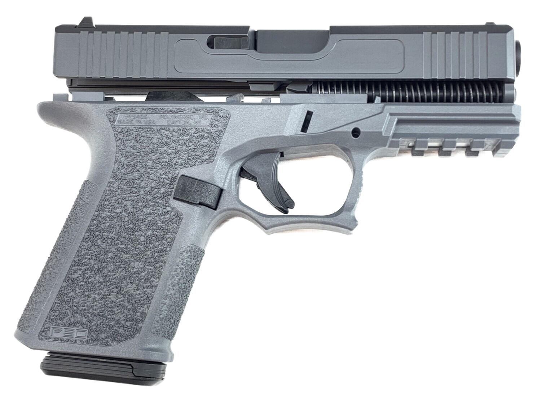 Patriot G19 80% Pistol Build Kit - Polymer80 PF940C - Gray