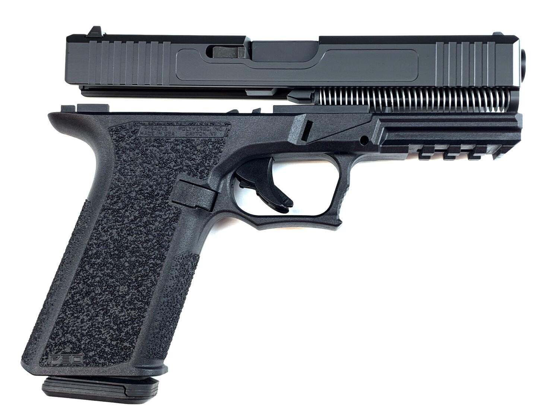 Patriot G17 80% Pistol Build Kit 9mm - Polymer80 PF940V2 - Black