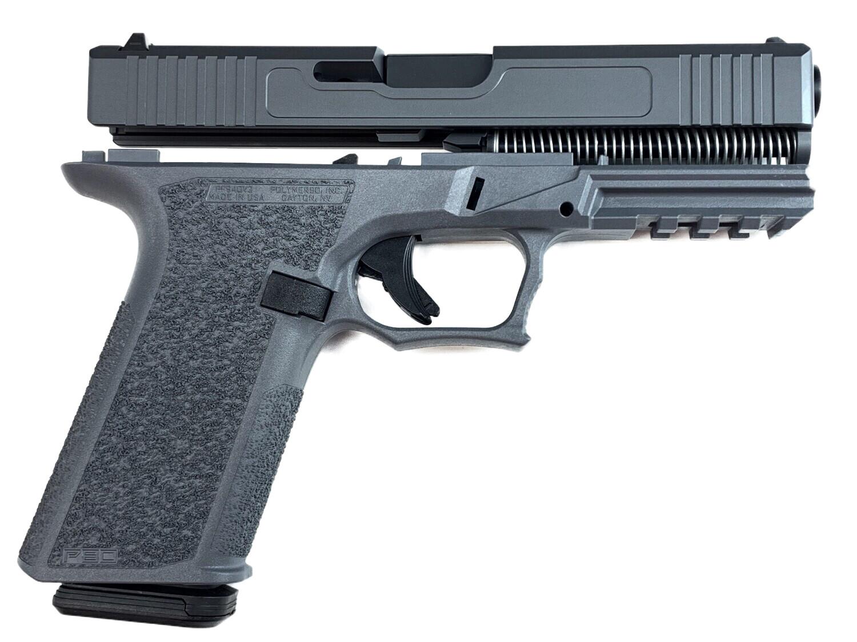 Patriot G17 80% Pistol Build Kit 9mm - Gray - FRAME NOT INCLUDED