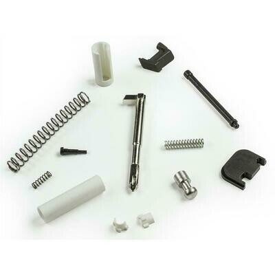 Lone Wolf Glock G19 & G17 Slide Upper Completion Build Kit for 9mm Slides