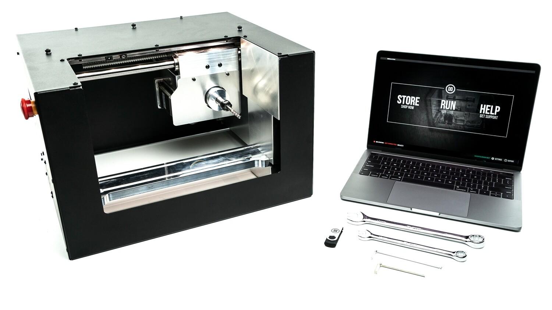 Ghost Gunner 3 - Desk Top CNC Machine - 5x faster cutting