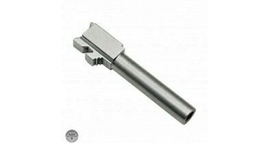 .40 S&W Glock 23 Replacement Barrel|Stainless Steel Finish