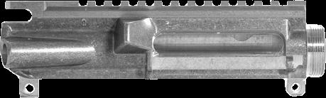 AR-15 Raw Forged Upper
