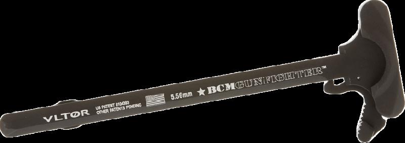Bravo Company - Mod 4 (Medium Latch) - Black Charging Handle 5.56