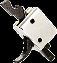 CMC AR-15/AR-10 MATCH TRIGGER CURVED LP