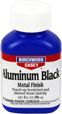 B/C Aluminum Black Touch Up 3 oz.