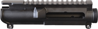Anderson Rifle Anodized Lightweight Sport Upper - NO Forward Assist or Ejection Port Cover