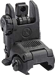 Magpul - MBUS Rear Flip Sight GEN 2 - Black