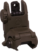 MBUS Rear Flip Sight GEN 2 Magpul OD