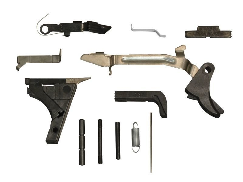 Glock OEM - Lower Parts Kit - G19 Frame - Gen 3 - 9mm Luger